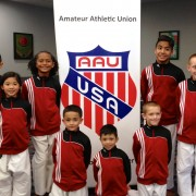 Enso Students at the AAU Junior Olympics 2013