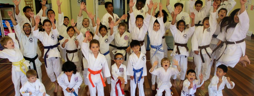 Enso Karate Summer Camp