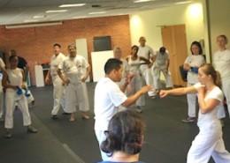 Adult Karate Retreat 2015